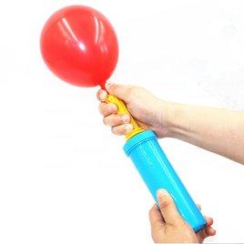 Как правильно надувать шары?