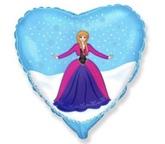 Анна Холодное Сердце