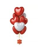 Букет Сердец 46