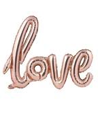 LOVE Розовое Золото