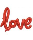 LOVE Красное